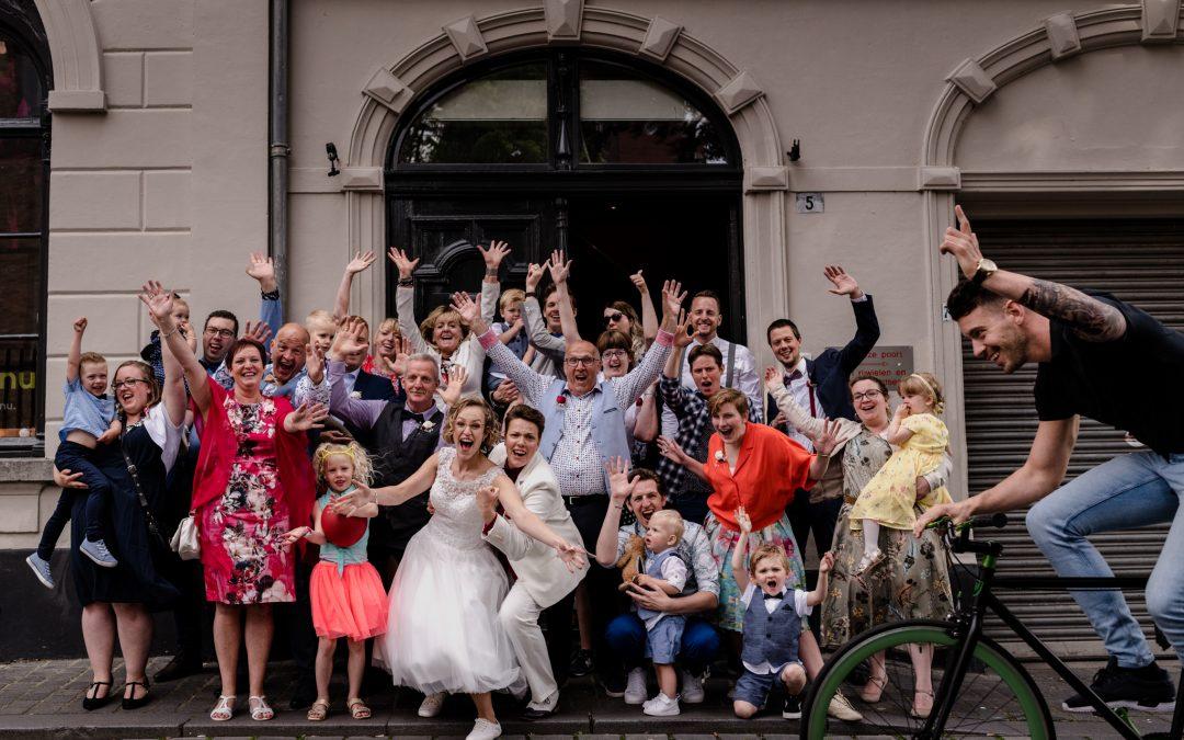 Trouwen in Breda: Vintage Wedding