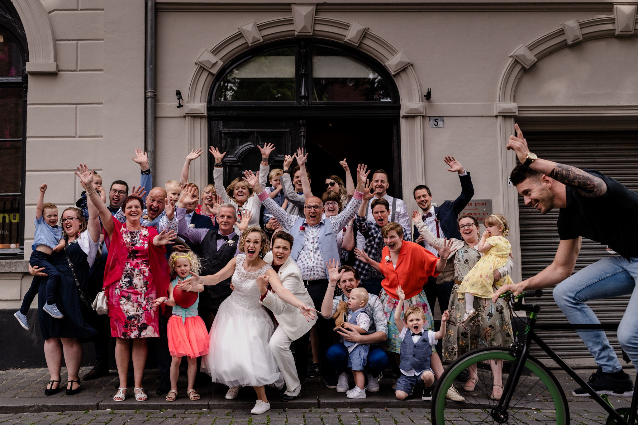 Trouwen in Breda: Vintage Wedding